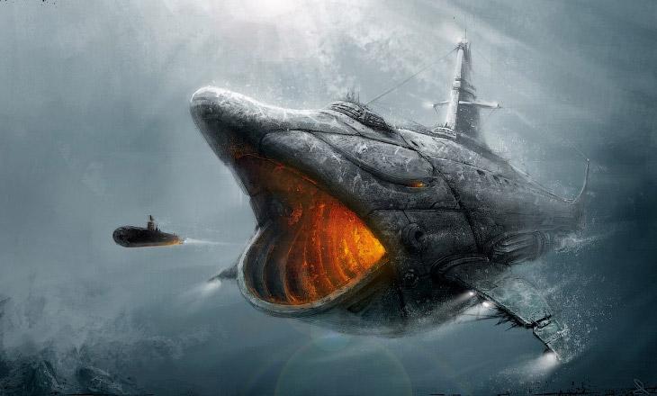 Крупнейшие катастрофы подводных лодок (17 фото)