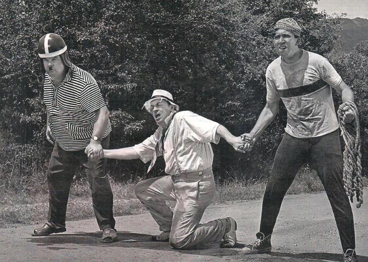 Трус, Балбес, Бывалый. Самое знаменитое советское кинотрио (21 фото)