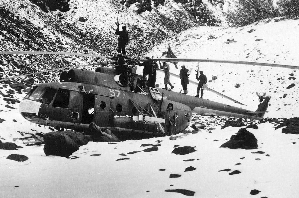 11. До начала вывода советских войск в мае 1988 года моджахедам ни разу не удалось провести ни одной