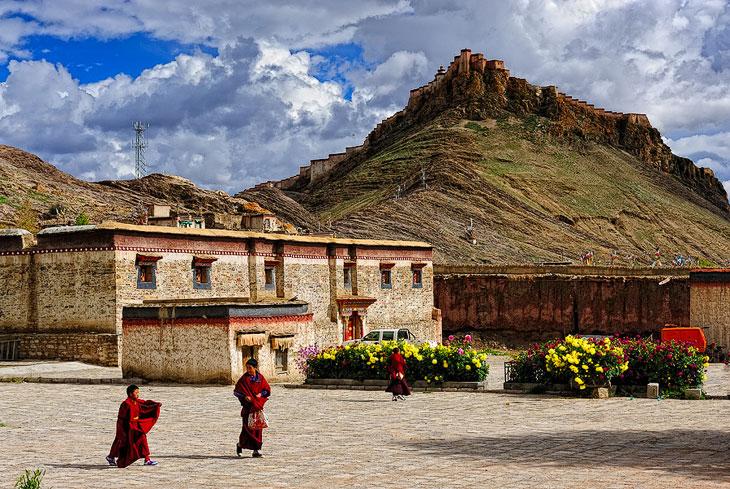 Путешествие в загадочный Тибет (24 фото)