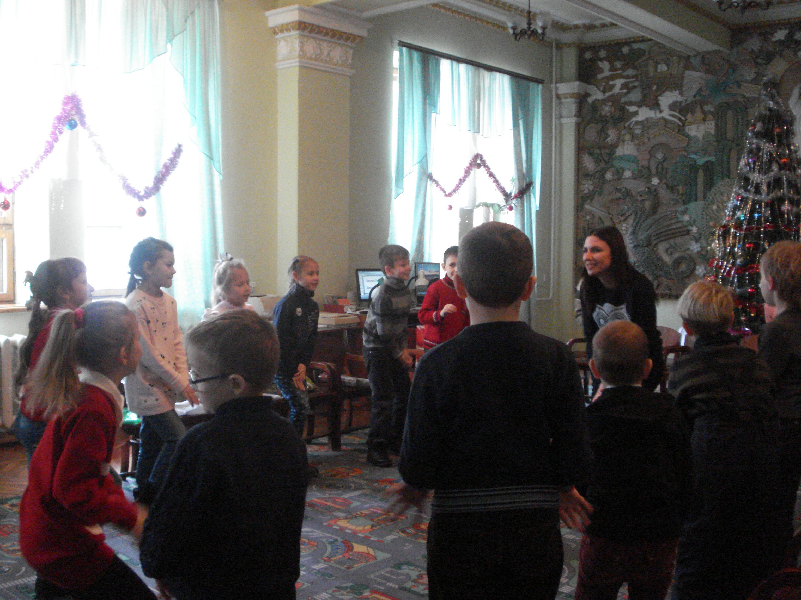 день спасибо, занятия с детьми, театр книги, донецкая республиканкая библиотека для детей, отдел обслуживания дошкольников и учащихся 1-4 классов