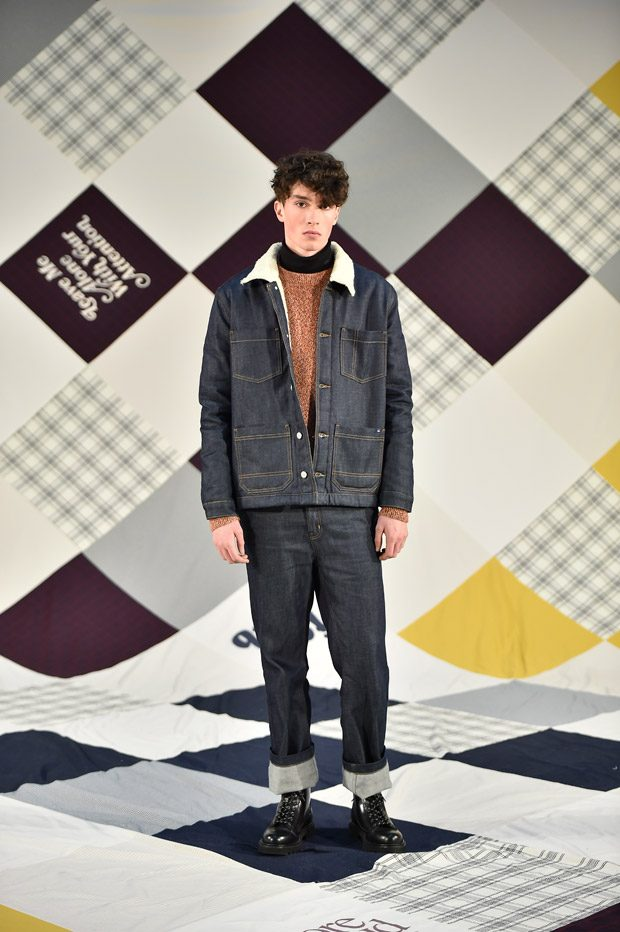 LFWM: Wood Wood Fall Winter 2018.19 Before and After Collection (29 pics)