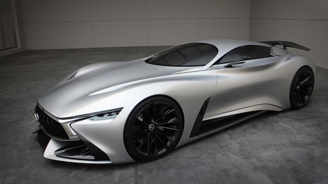 The Infiniti Concept Vision Gran Turismo (9 pics)