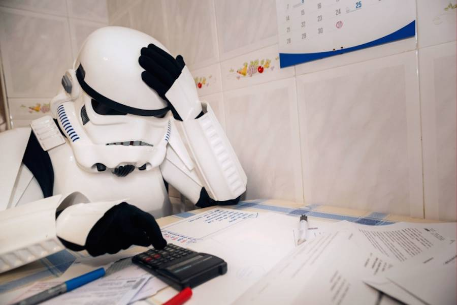 The Daily Life of Imperial Stormtroopers