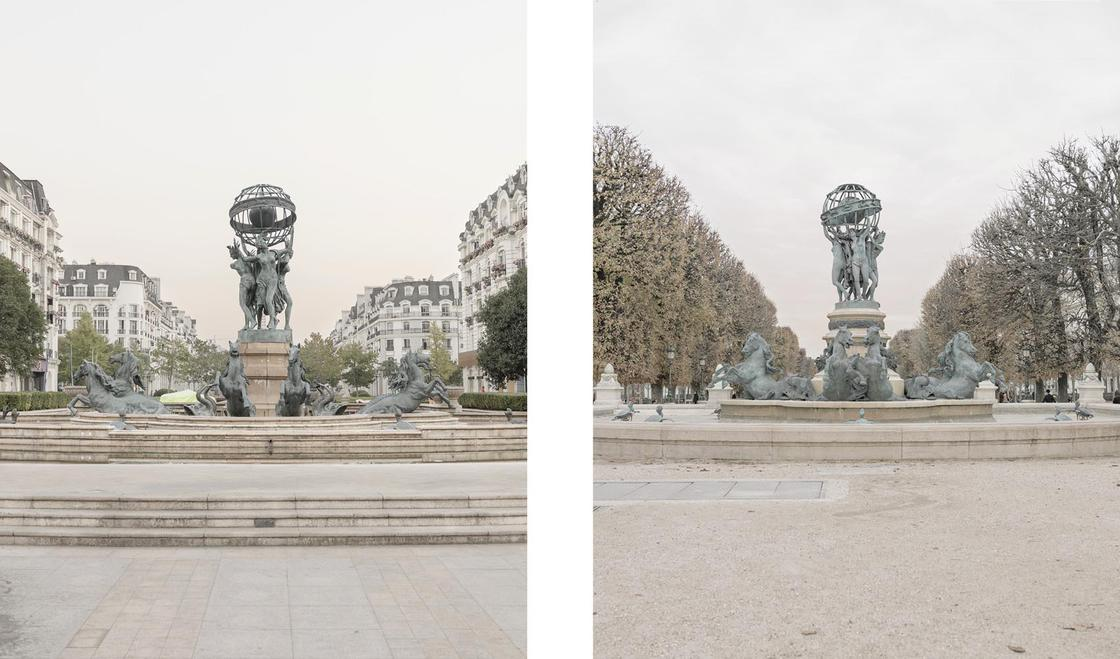 Paris Syndrome – These photos compare Paris and its Chinese replica