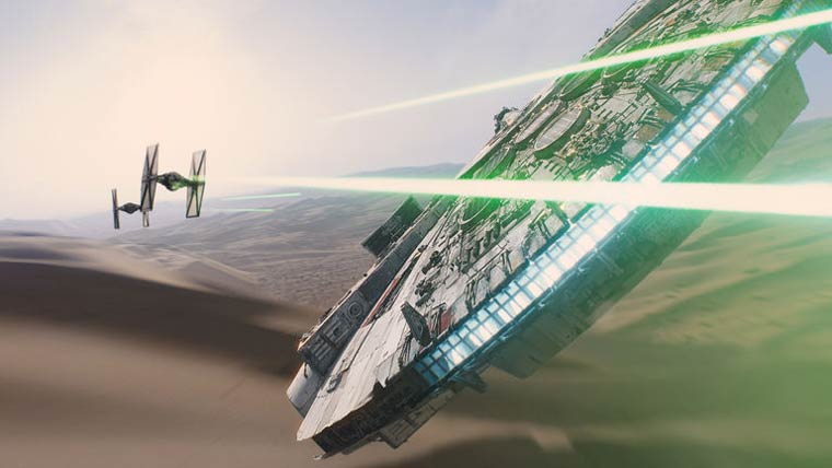 Star Wars VII : The Force Awakens – Awesome new teaser! (12 pics)