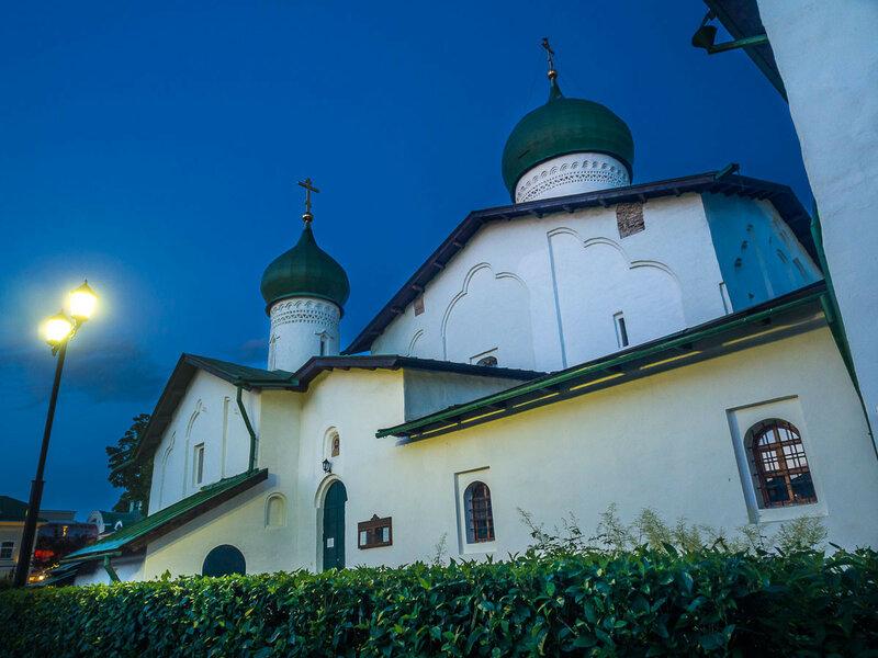Церковь Богоявления с Запсковья.