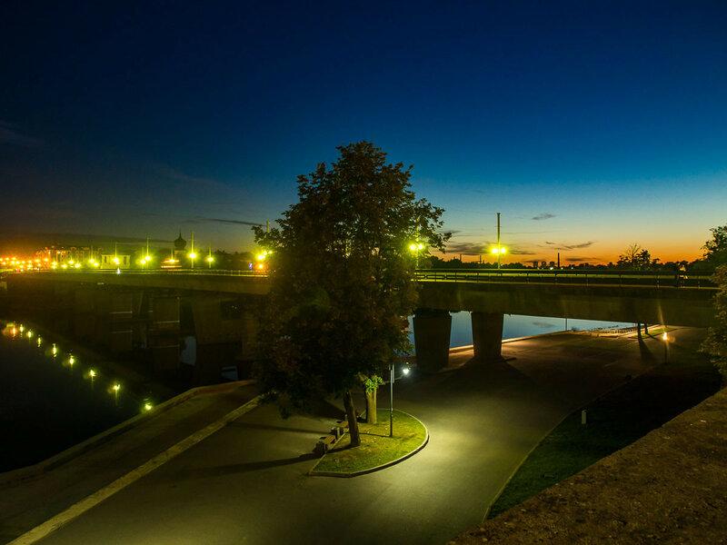 Ольгинский мост.