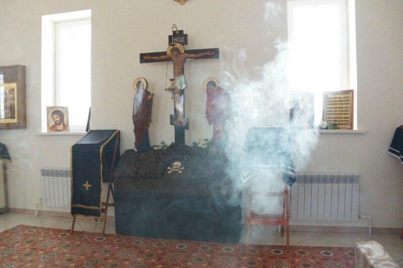 Воскресная служба 25 февраля