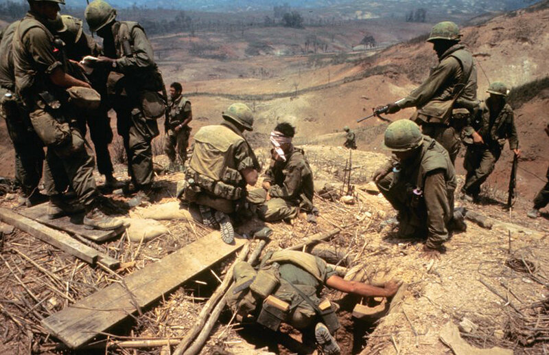 a description of the direct us military participation in the vietnam war Rok participation in vietnam was made possible because the united states was willing to underwrite the entire korean military and civilian operations in the country and for korea's contribution to the war, the rok government was well compensated korea is believed to have earned us$5 billion.