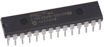 PIC32MX. Микроконтроллер PIC32MX270F256B (SPDIP) 0_150a0c_a884f3e2_orig