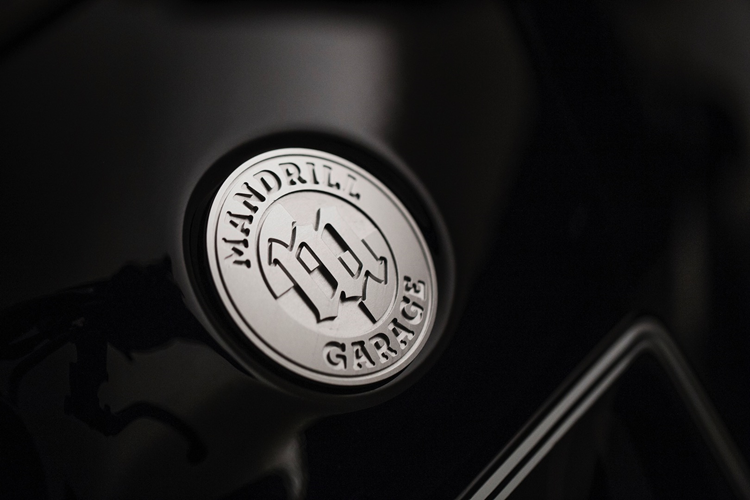 Mandrill Garage: кастом BMW R nineT Dark Fighter