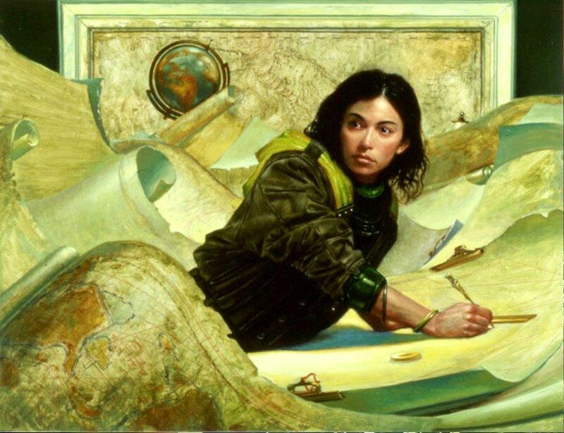 Картина Донато Джанкола (Donato Giancola) американского художника-иллюстратора жанра научной фантастики и фэнтези (11).jpg