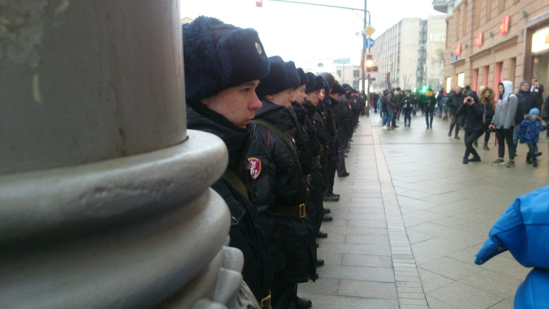 Забастовка Навального 28.01.2018 - 25