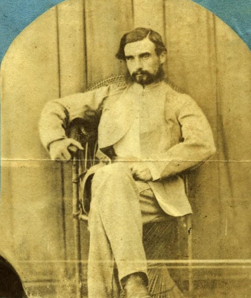 1860. Преподобный Э. Ф. Виттс