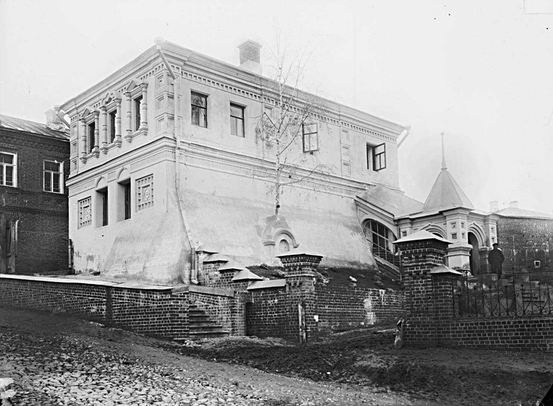 Дом Петра Великого. Общий вид