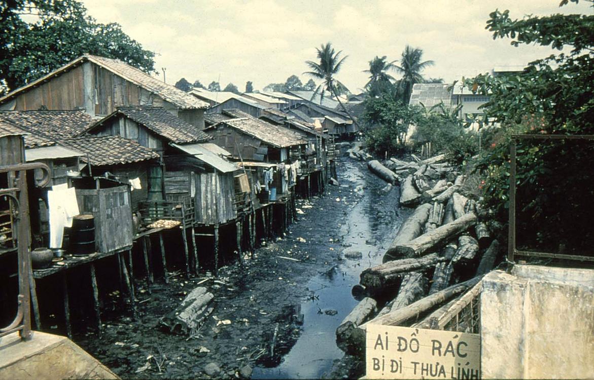 08. Канал для выброса мусора