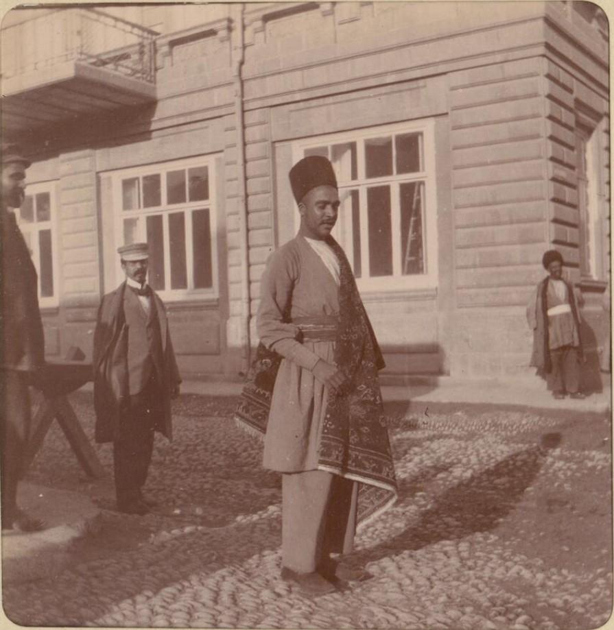 29. Баку. Торговец