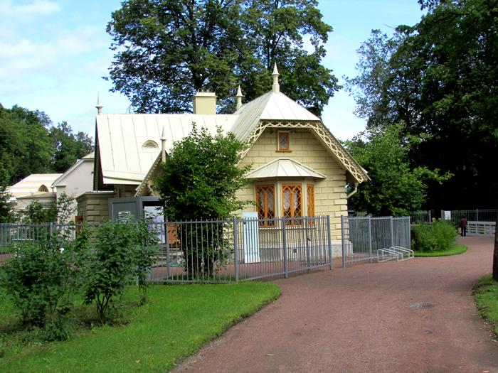 музей Петергоф