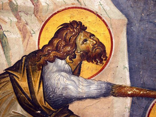 19 ЯНВАРЯ - ДВУНАДЕСЯТЫЙ ПРАЗДНИК КРЕЩЕНИЯ ГОСПОДНЯ (СВЯТОЕ БОГОЯВЛЕНИЕ)!