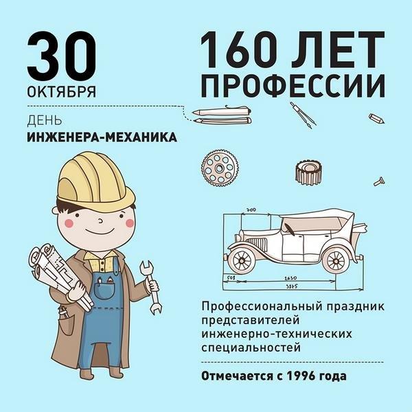 С днем инженера-механика! открытки фото рисунки картинки поздравления
