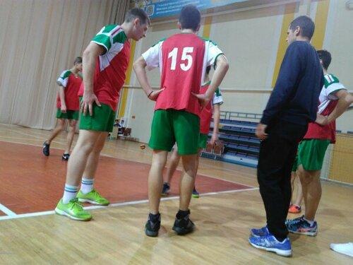 Чемпионат области по волейболу - 2014