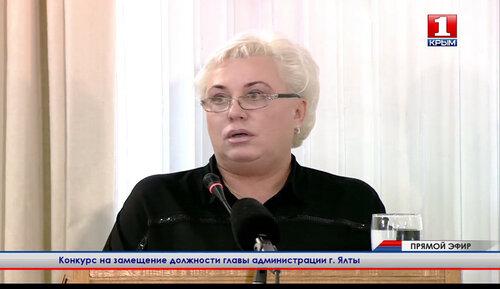 Конкурсная комиссия определила 2-х претендентов надолжность руководителя администрации Ялты