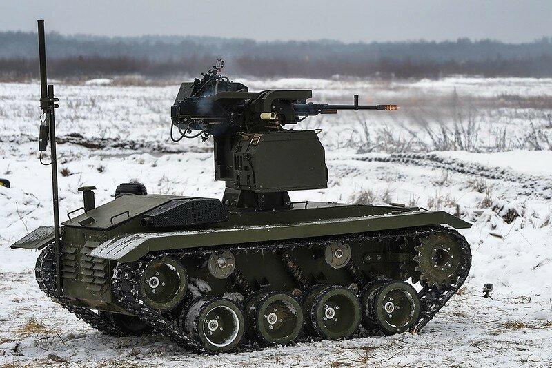 0 17f828 2db97755 XL - Нерехта - боевой робот Красной Армии