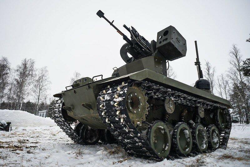 0 17f831 86071d3c XL - Нерехта - боевой робот Красной Армии