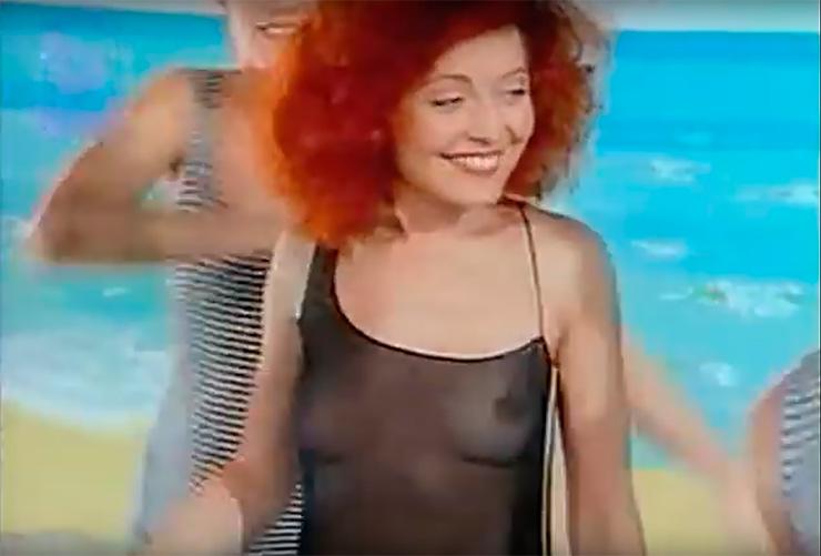 Секс-революция в стиле 90-х: 9 самых откровенных видеоклипов тех лет (9 фото) 18+