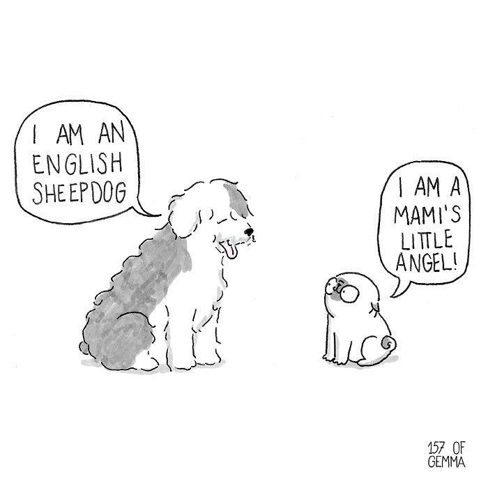 30 комиксов, которые показывают, что жить с собакой это здорово (30 фото)