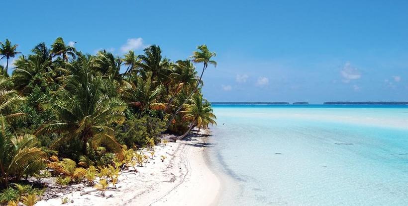 Марлону Брандо принадлежал этот остров: фото рая, о котором никто не знает