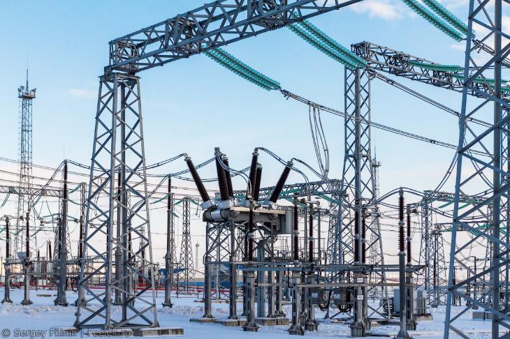 Что такое электрическая подстанция (25 фото)