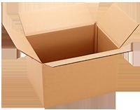 Стандартные коробки