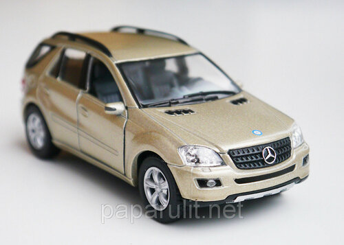 Kinsmart Mercedes ML-Class