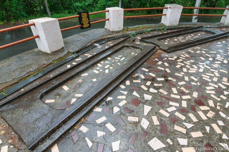 Первая в России железная дорога, построенная в 1788 году на Александровском пушечном заводе