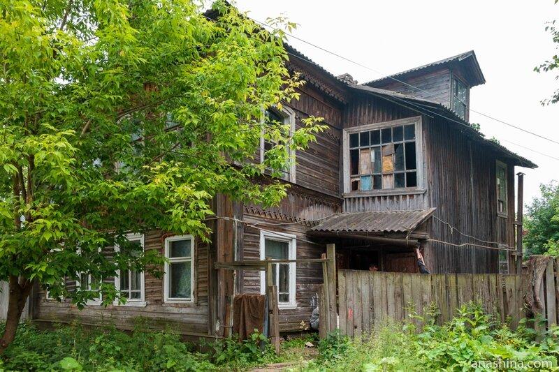 Дом по улице К.Маркса, Вышний Волочек