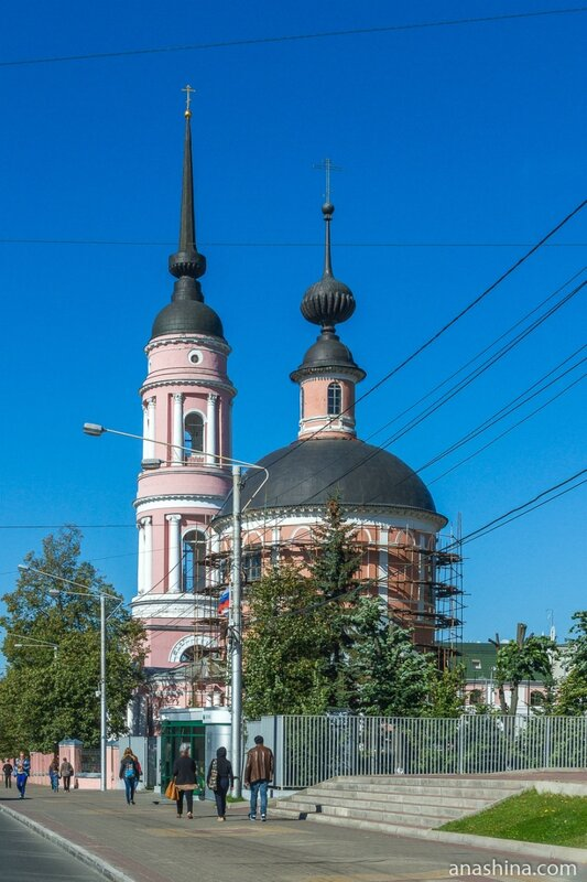 Церковь Жен Мироносиц, Калуга