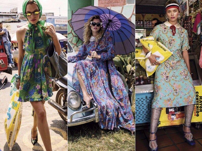 Hana Jirickova For Vogue Mexico October 2017