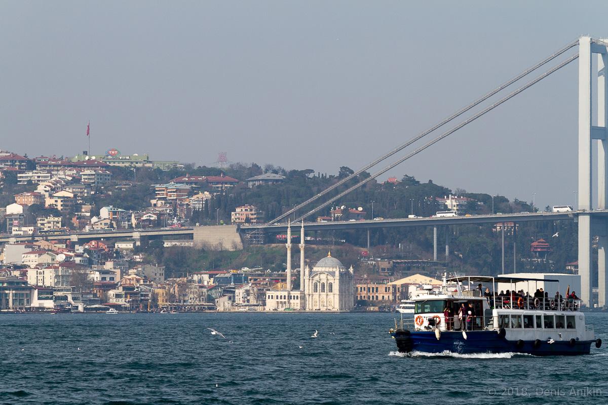 Босфорский мост фото 4
