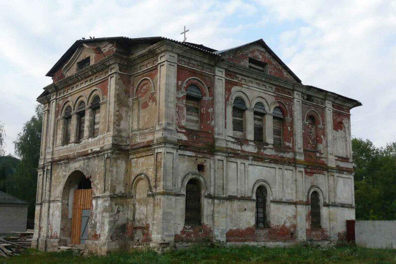 Церковь Илии Пророка 2008 г