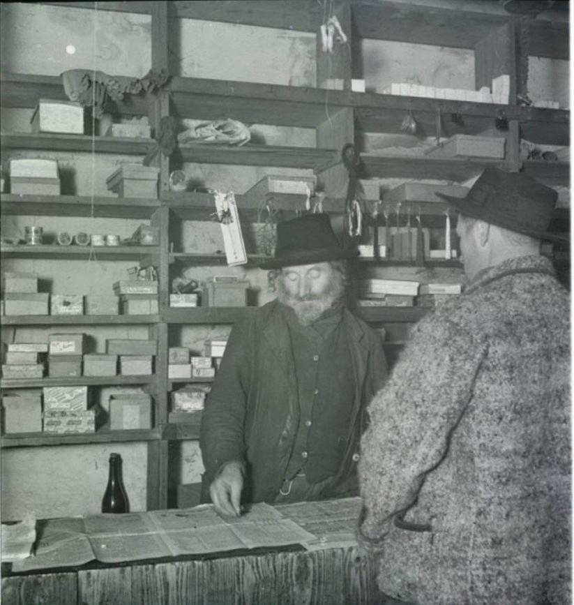 Продавец и клиент
