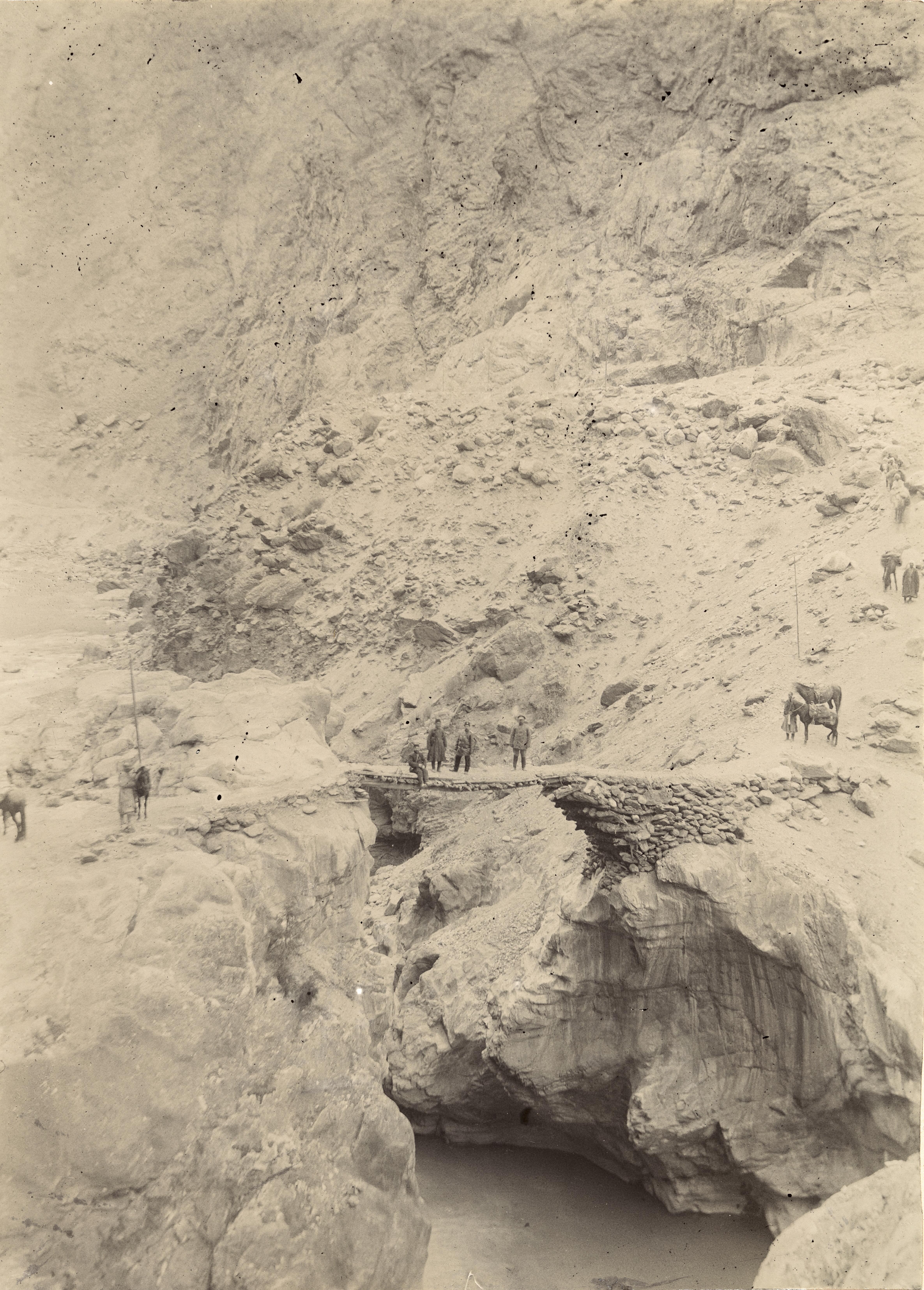07. Мостик на реке Фан-Дарг