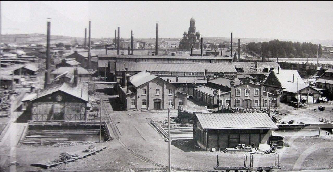 Лысьвенский завод