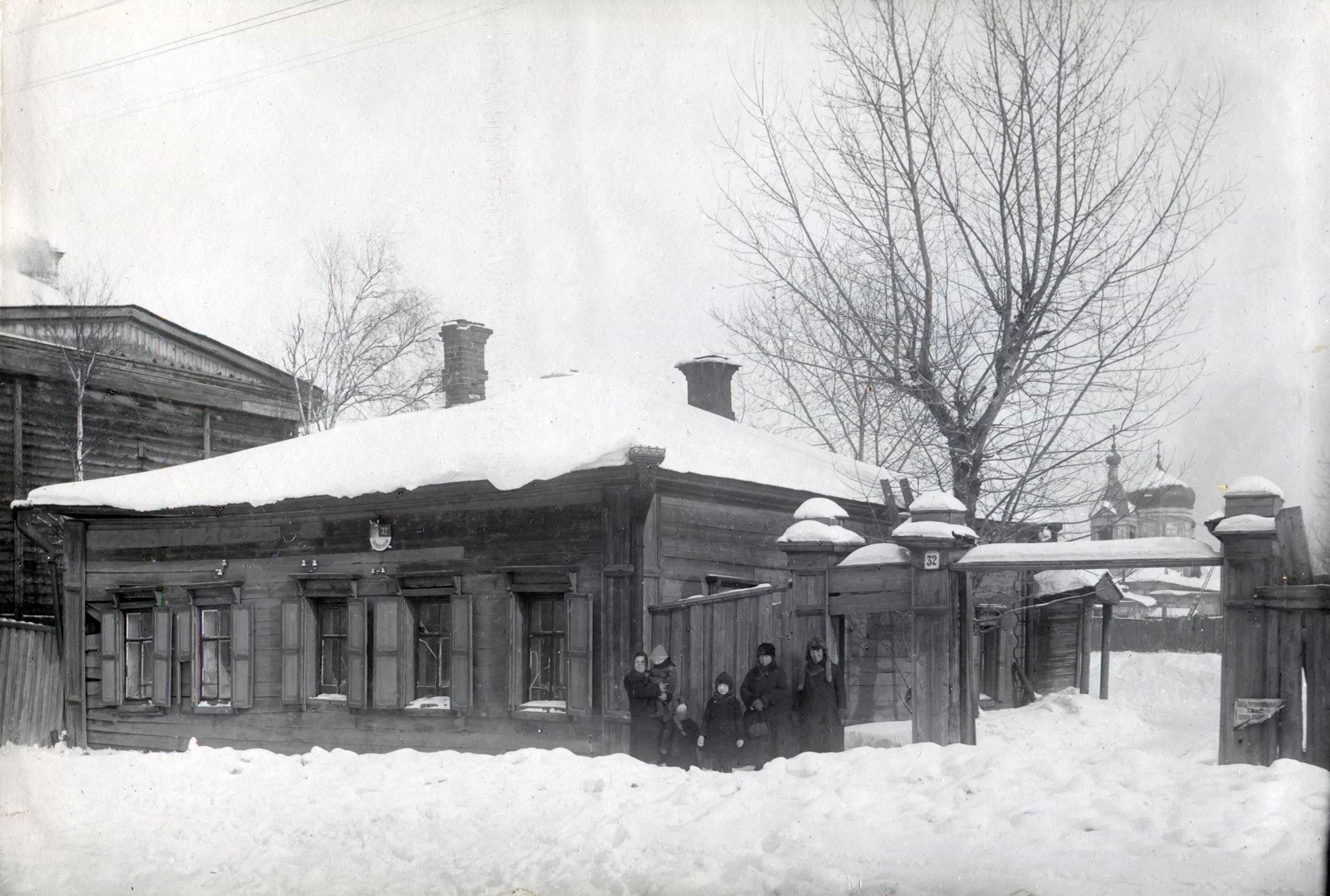 Екатеринбургская улица