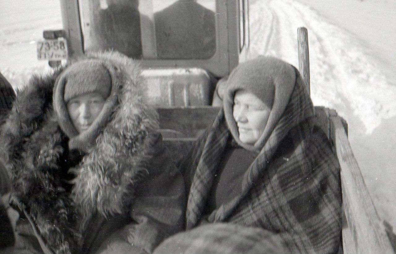 1973. с.Полозово