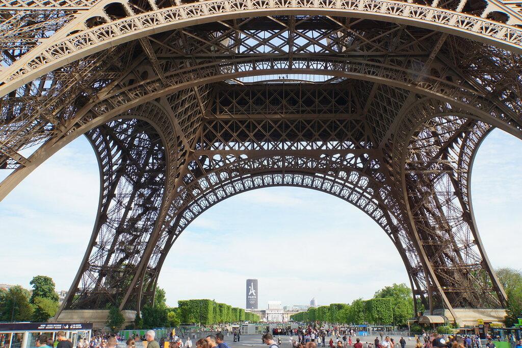 Геометрия Парижа