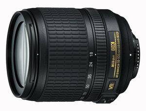 Объектив Nikon 18-105mm f/3.5-5.6
