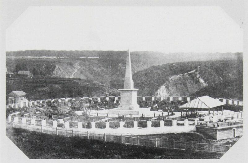 Самые старые известные снимки Тобольска, 1864 год