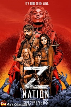 Z Nation  - Staffel 1-4 (2014)